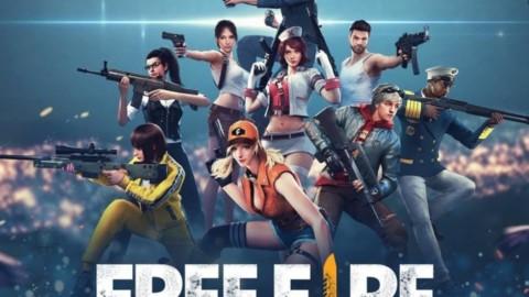 Corre pra ver a nova atualização do Free Fire!!