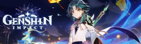 "Update 1.3, ""Horizonte Cintilante"" – Genshin Impact"